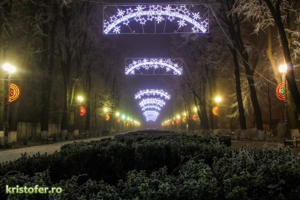 iarna parcul cancicov 2013-2