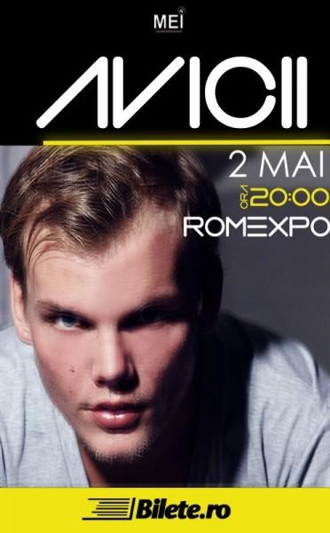 avicii romexpo 2 mai 2014 bucuresti