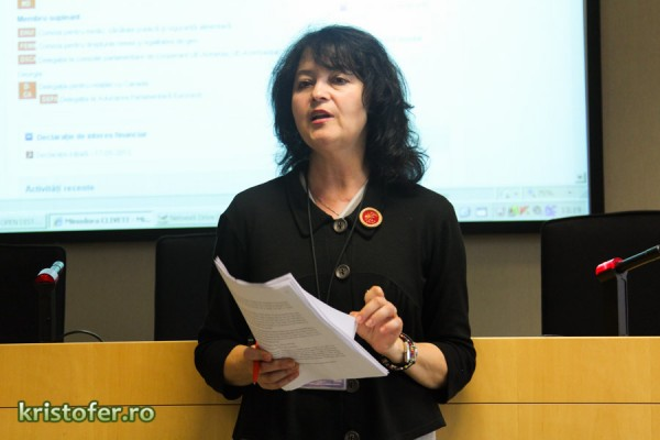 minodora cliveti parlamentul european