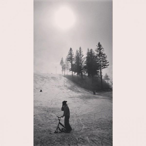 1 snow bike narcisa iuliana schiem 2014