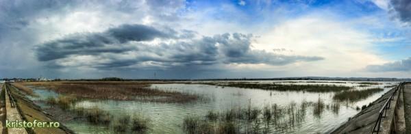 8. lacul de acumulare bacau II