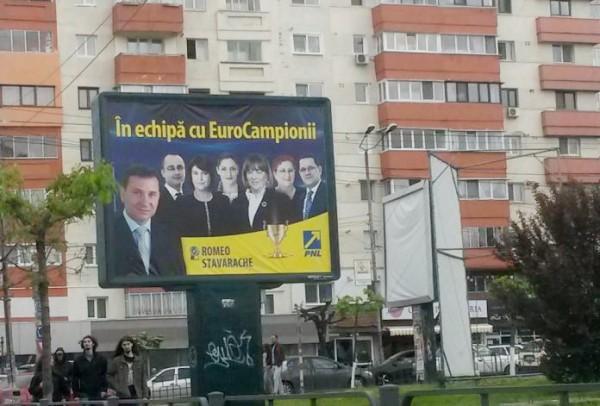 eurocampion pnl bacau campanie europarlamentare