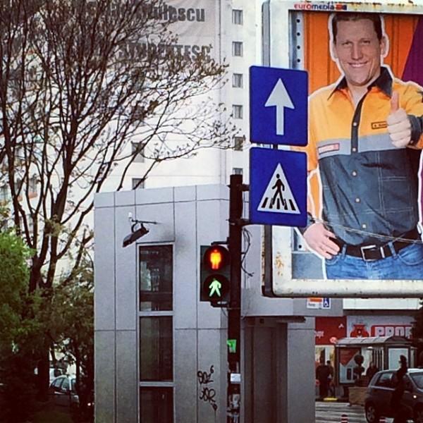 semafor defect timpuri noi bucuresti