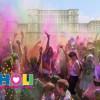 holi music color festival bucuresti