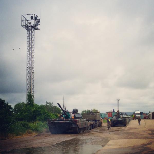 8 tancuri in gara bacau instagram