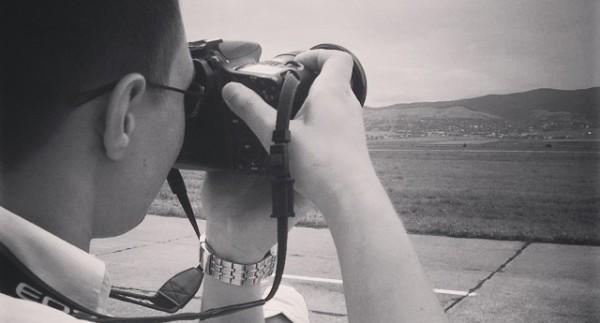 kristofer fotograf aeroport bacau