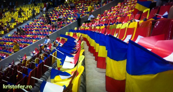 meci romania franta national arena nationala 2011