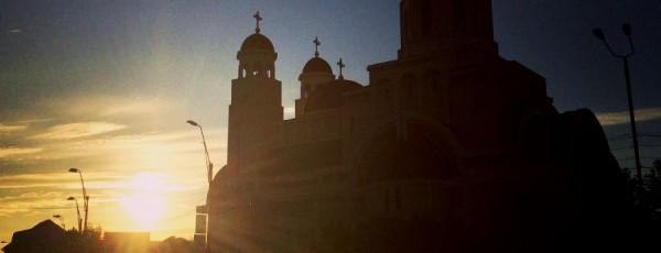 apus bacau catedrala ortodoxa