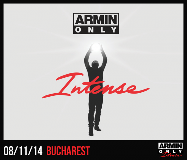 armin only bucuresti 2014