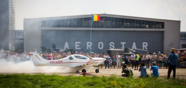 miting aviatic aerostar bacau