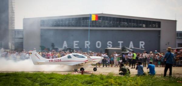 miting aviatic aerostar bacau