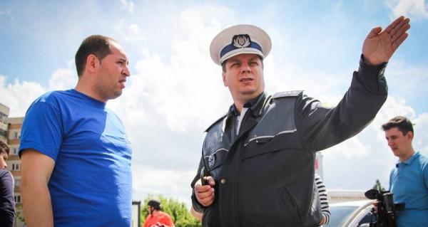 politia rutiera bacauanii vor piste pentru biciclete