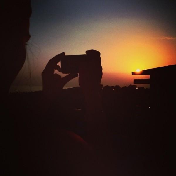 1 antalya sunset