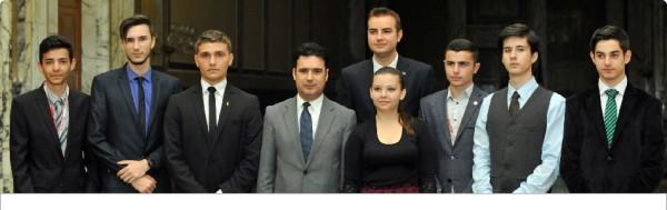 consiliul elevilor vizita ministerul educatiei