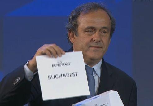 platini euro 2020 romania