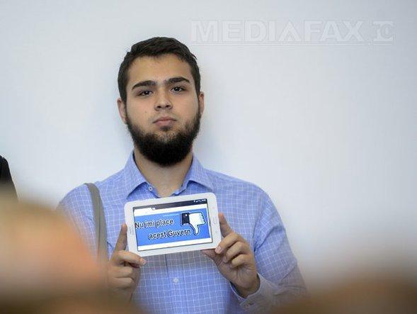 protest student nu imi place acest guvern mediafax