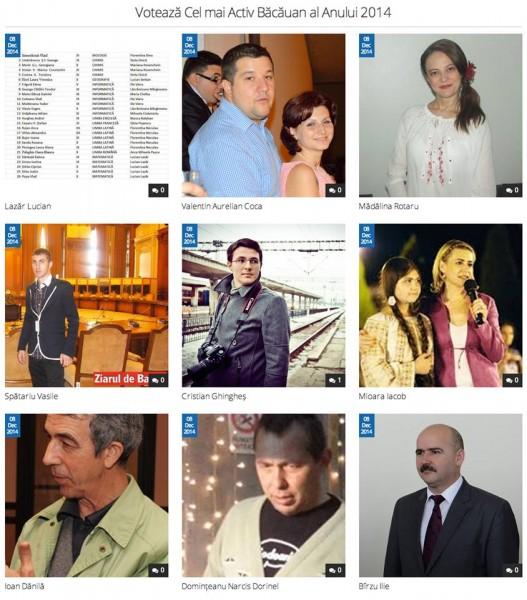 nominalizari cetateanul anului bacau 2014