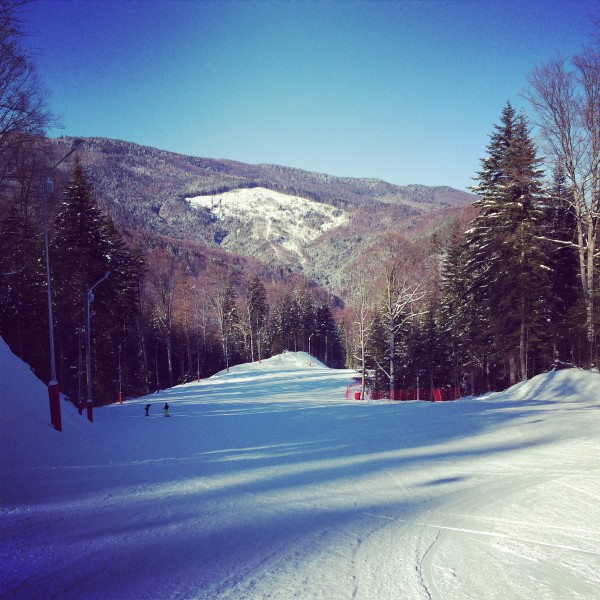 1. partie ski slanic moldova