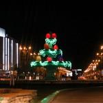fantana platou paste bucuresti piata unirii 2015 (2)