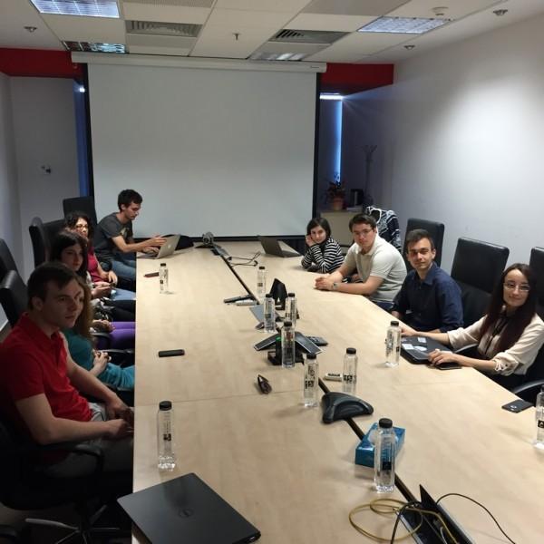 bloggeri la CGS 39