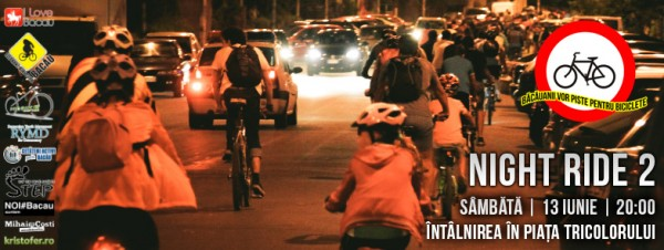 Cover Night ride 2