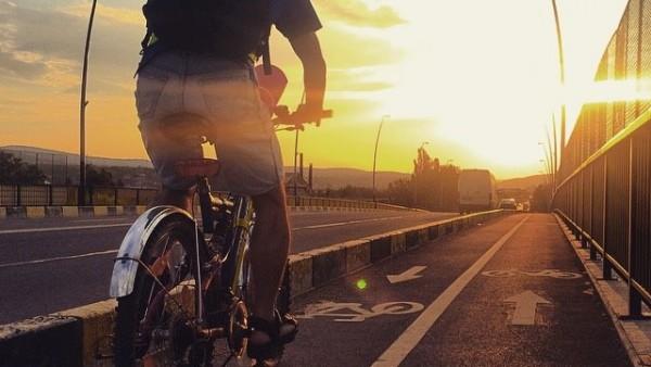 pista biciclete bacau apus calea moinesti