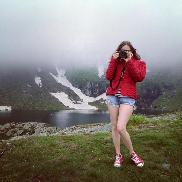 7 sinziana benec balea lac instagram