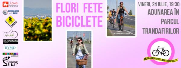 cover event flori fete biciclete