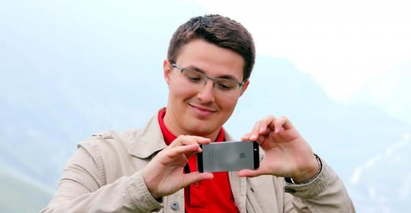 cristian ghinghes kristofer foto iphone transfagarasan
