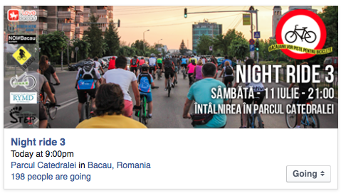 night ride 3 event facebook