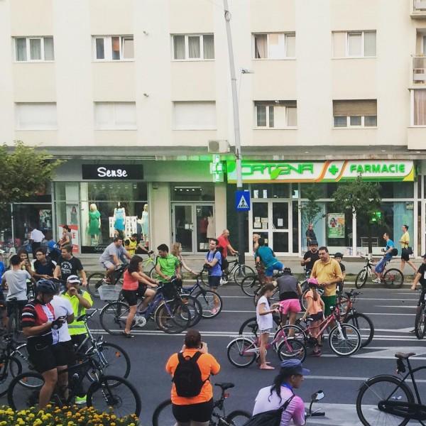 2 bikestock parada biciclistilor bacauani