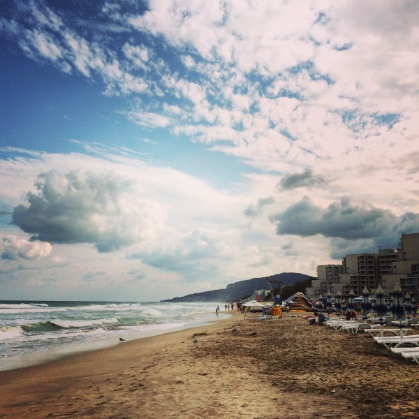 2. albena beach instagram