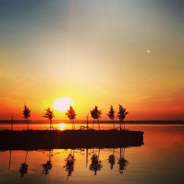 5. lacul siutghiol mamaia