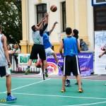 Bacau Streetball Challenge 2015-16