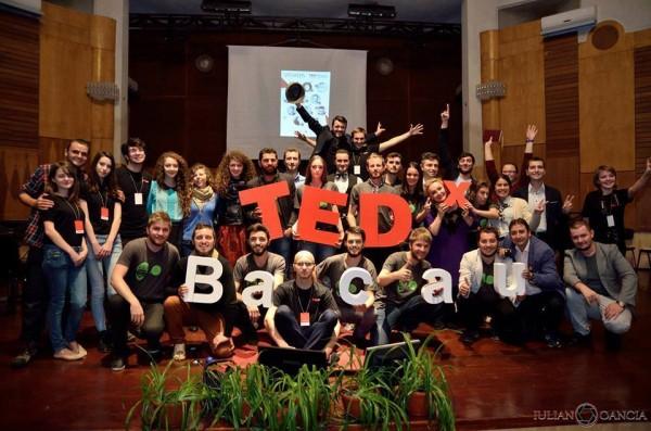 Tedx Bacau 2014