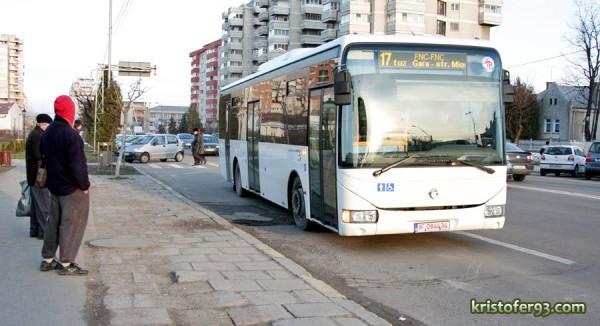 autobuze noi bacau transport public