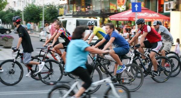 biciclisti bacau centru