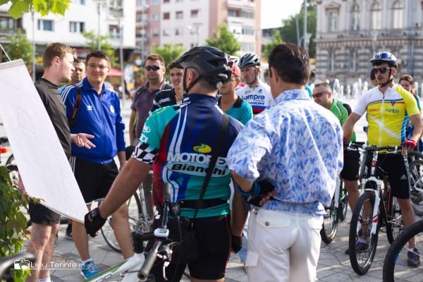 dezbatere biciclisti agora bacau