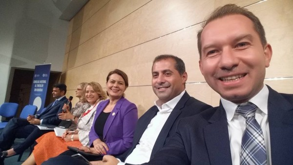psd consiliul national al tinerilor romania 2015