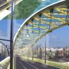 arcada podul serbanesti bacau