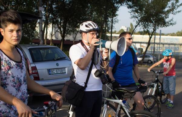 cristian ghinghes kristofer portavoce 2015 mars biciclisti