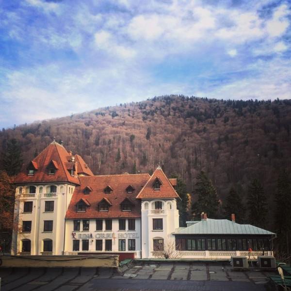 1 sinaia hotel rina cerbul