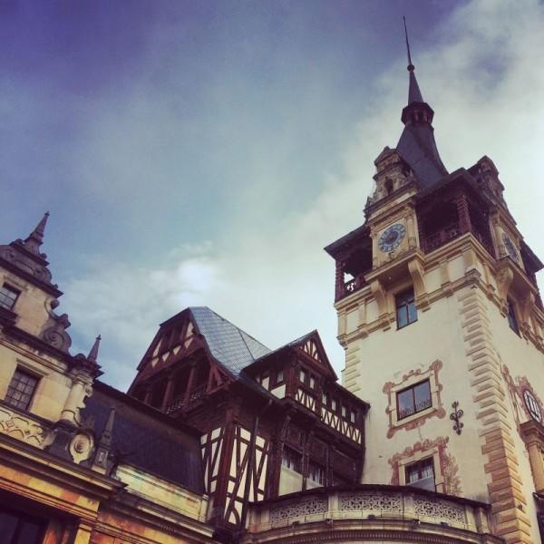 8 castelul peles sinaia