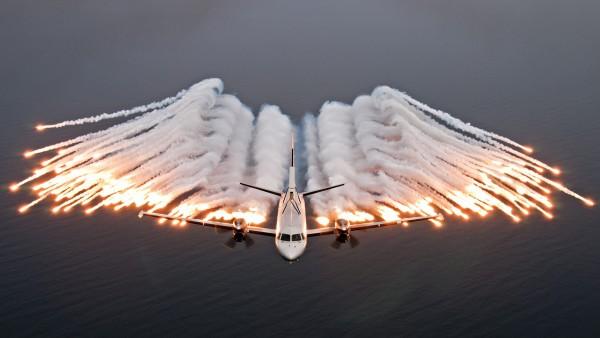 aicraft flares