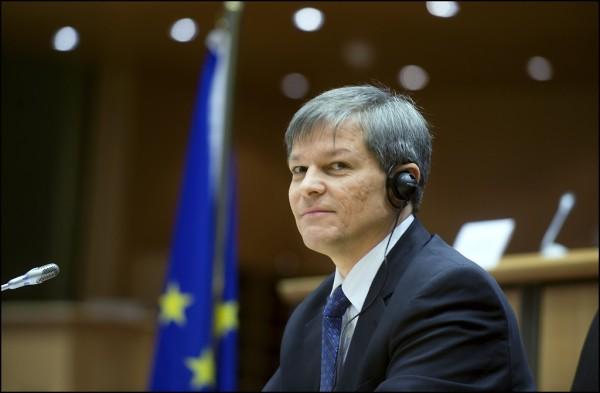 dacian ciolos comisia europeana