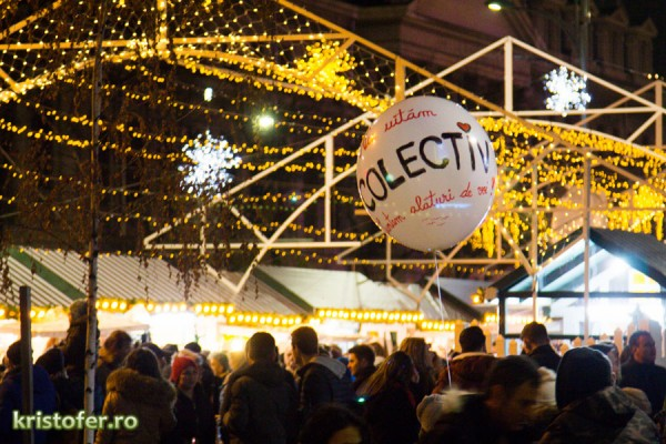 bucharest christmas market 2015-2