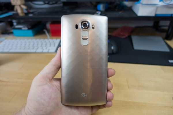 lg g4 gold