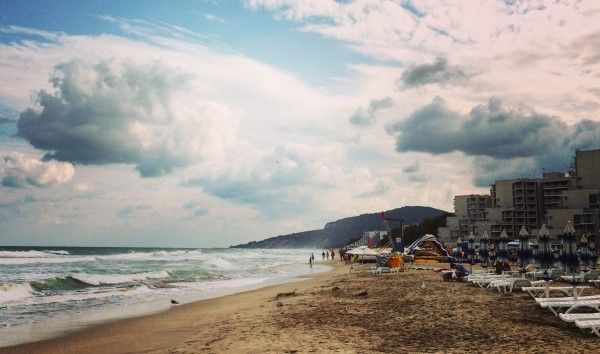 plaja albena 2015