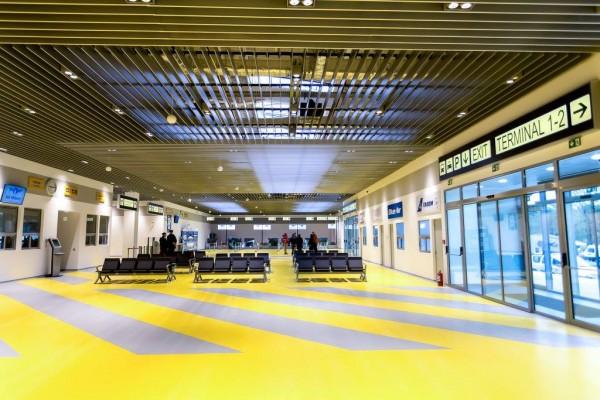 aeroportul iasi modernizat