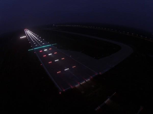 aeroportul oradea modernizat pista